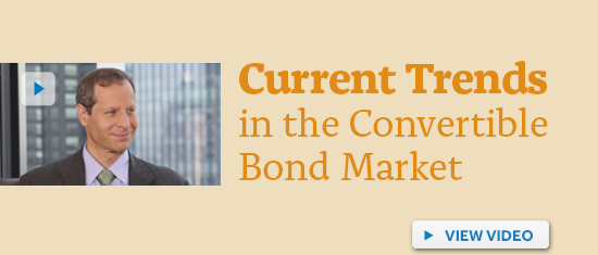 Current trends in the convertible bond market