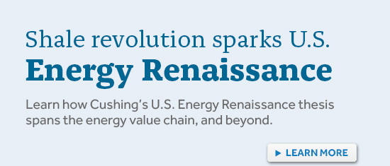 Learn how to invest in the U.S. energy renaissance with MainStay Cushing MLP Premier Fund