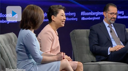 Video Thumbnail - Bloomberg Panel: Yie-Hsin Hung