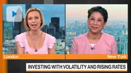 Video Thumbnail - Bloomberg Interview: Yie-Hsin Hung