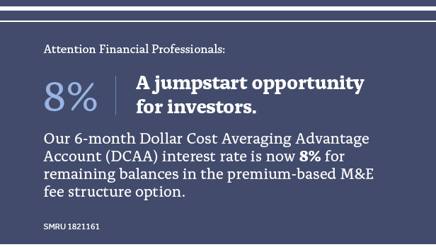 8%: A jumpstart opportunity for investors